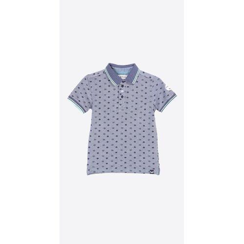 Kaporal Poloshirt in elegantem Design, blau