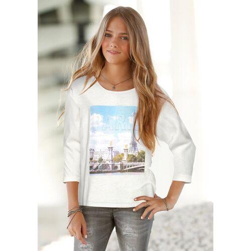 Arizona 3/4-Arm-Shirt »PARIS« mit Fledermausärmeln