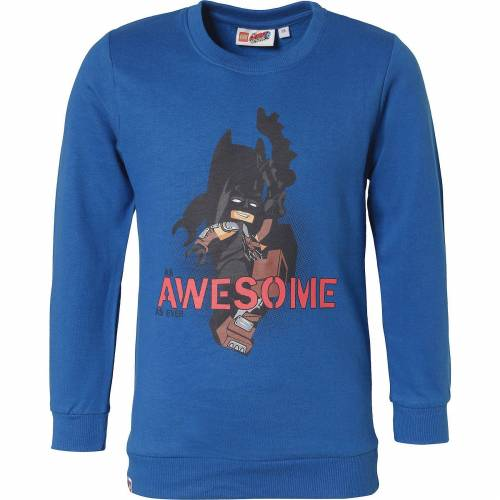 Lego Batman Sweatshirt für Jungen, blau