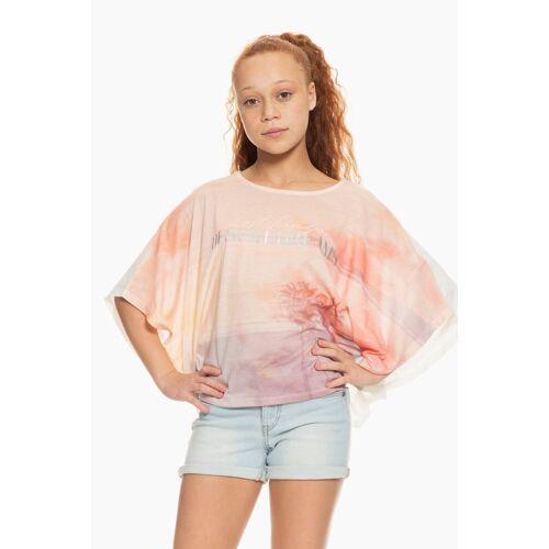 Garcia T-Shirt mit Fledermausärmeln
