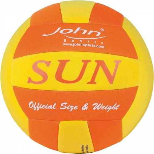 JOHN Volleyball »Volleyball Sun Neopren, orange«