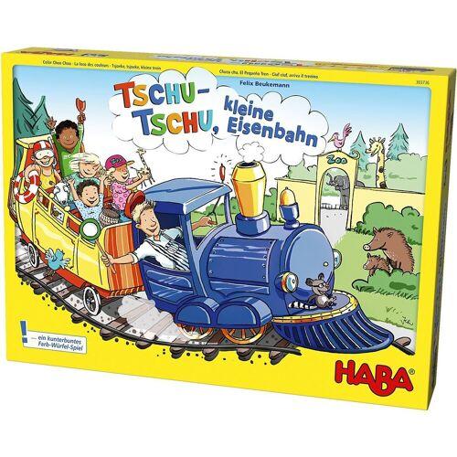Haba Spiel, »Tschu-tschu, kleine Eisenbahn«