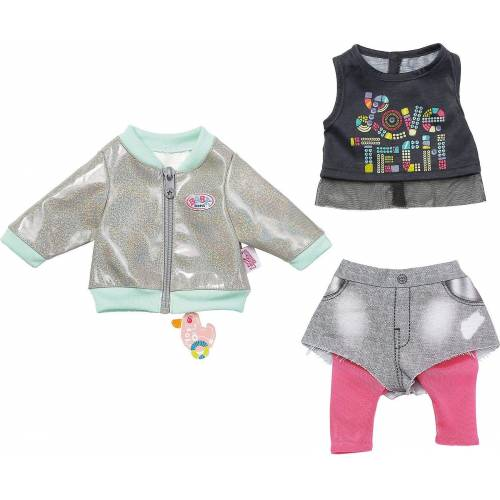 Zapf Creation® Puppenkleidung »BABY born® City Outfit 43cm, Puppenkleidung«