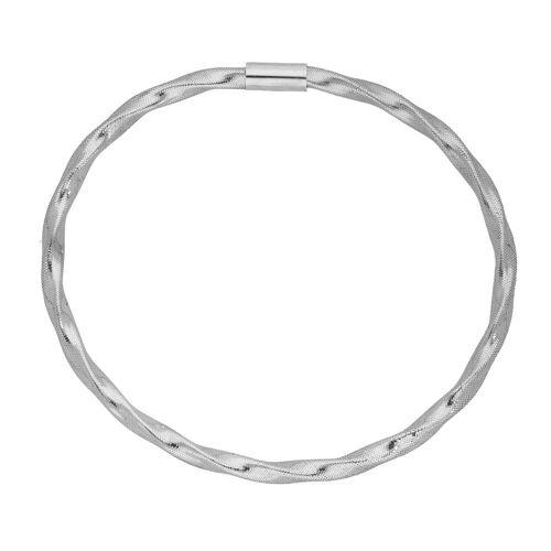 Vivance Armband »Thermoplast«, Weißgold 585