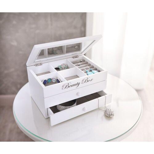 HomeLiving Aufbewahrungsbox »Beauty-Box«