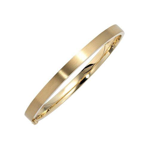 Jobo Armreif oval 333 Gold, Gelbgold 333