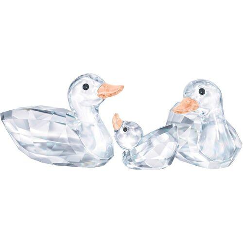 Swarovski Dekofigur »Enten, 5376422« (3 Stück), ® Kristalle