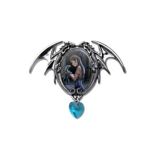 Adelia´s Amulett »Cabochon Talisman«, Water Dragon Cabochon