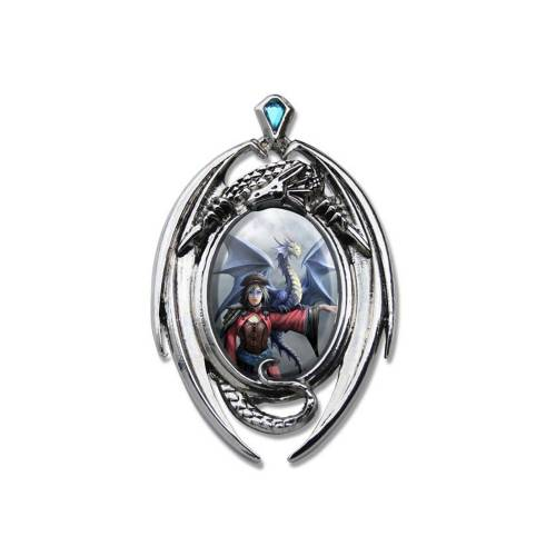 Adelia´s Amulett »Cabochon Talisman«, Look To The East Cabochon