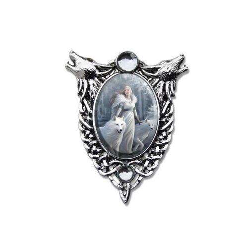 Adelia´s Amulett »Cabochon Talisman«, Winter Guardians Cabochon