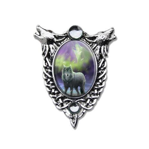 Adelia´s Amulett »Cabochon Talisman«, Aura Wolf Cabochon