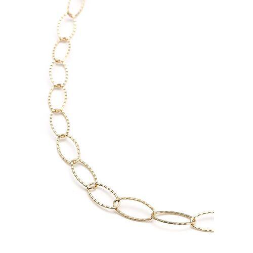 Heideman Kette mit Anhänger »Collier«, Perlenkette zur Hochzeit oder Brautschmuck, vergoldet