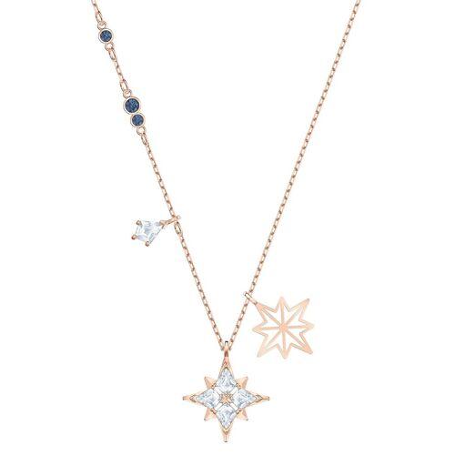 Swarovski Kette mit Anhänger »SYMBOL ANHAENGER STAR, 5494352«, mit ® Kristallen