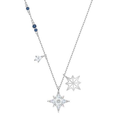 Swarovski Kette mit Anhänger »SYMBOL ANHAENGER STAR, 5511404«, mit ® Kristallen