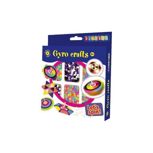 Playbox Bügelperlen »Bügelperlenset Kreisel, 2.000 Perlen & Zubehör«