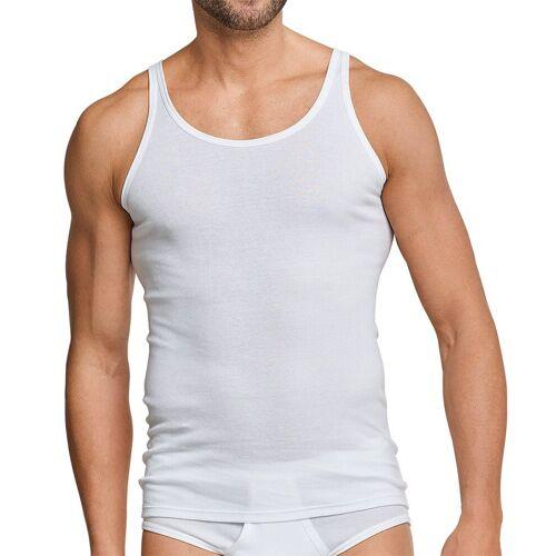 Schiesser Unterhemd »Herren Unterhemd 2er Pack - Sport-Jacke, Original«