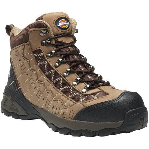 Dickies »Gironde« Arbeitsschuh Schuhgröße 40 - 47, braun