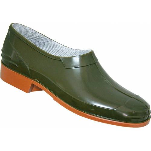 Clogs »Tom«, olivfarben
