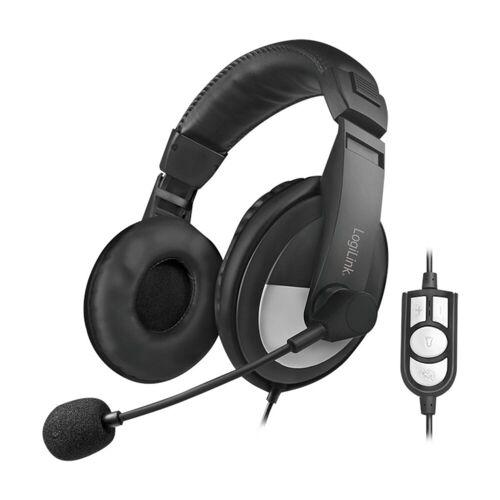 LogiLink Headset (USB STEREO)