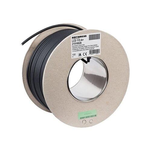 Kathrein »LCD 115 A+ Koaxialkabel, 1,13/6,9 mm,« SAT-Kabel