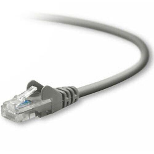 Belkin Kabel »Cat 5e Netzwerkkabel U/UTP, 1m«, Grau