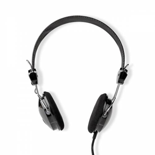 nedis »On-Ear-Kopfhörer mit Kabel« HiFi-Kopfhörer