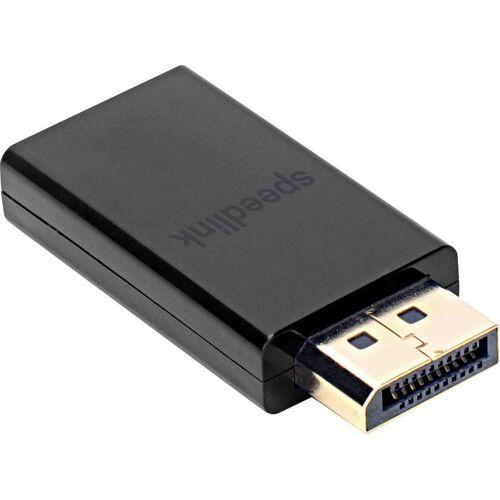 Speedlink »DisplayPort zu HDMI Adapter HQ« Laptop-Adapter HDMI, 0,00 cm