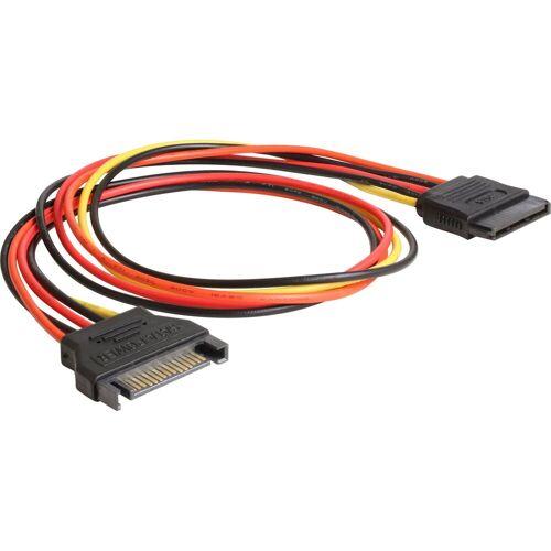Delock »Verlängerungskabel Power SATA 15 Pin  SATA 15 Pin« Stromkabel