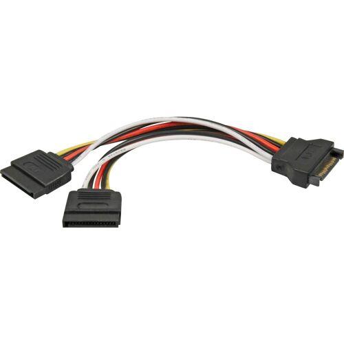 Delock »Serial-ATA Y-Stromadapter« Computer-Kabel