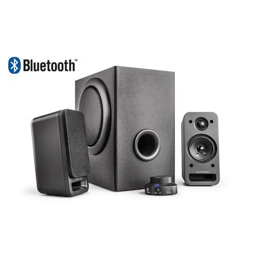 Wavemaster MX3+ BT 2.1 Lautsprecher Speaker Regal-Lautsprecher