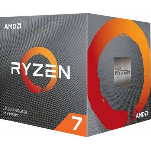 AMD Prozessor »Ryzen 7 3700X Box AM4 (3,600GHz) with Wraith Spire cooler with RGB LED«