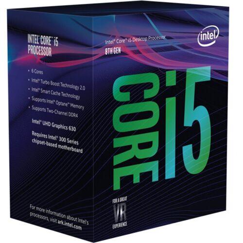Intel Prozessor »Core(TM) i5-8400, boxed«