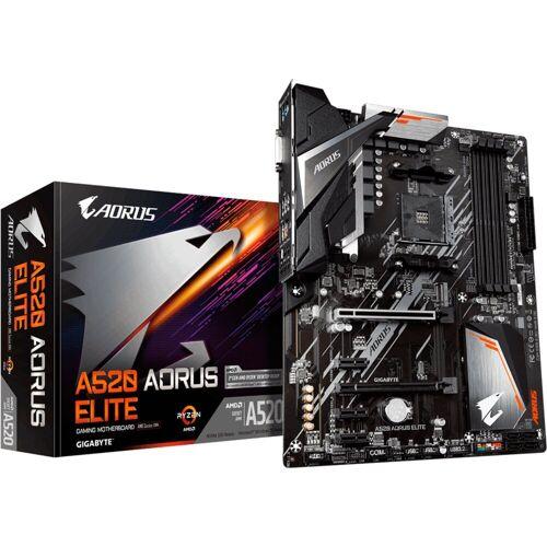 AORUS »A520 ELITE« Mainboard RGB Fusion