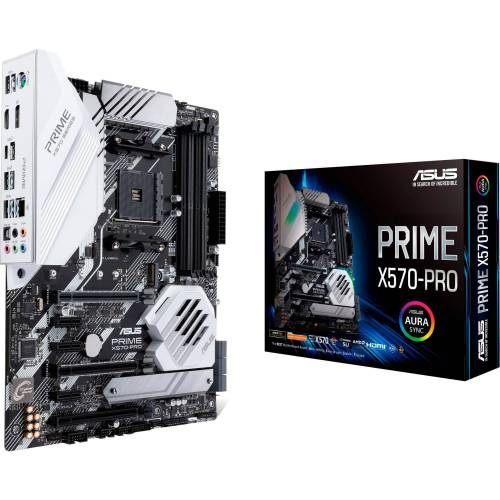 Asus »PRIME X570-PRO« Mainboard AURA Sync