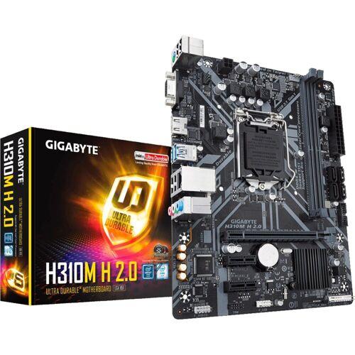 Gigabyte »GA-H310M-S2H 2.0 (1151v2) (D)« Mainboard
