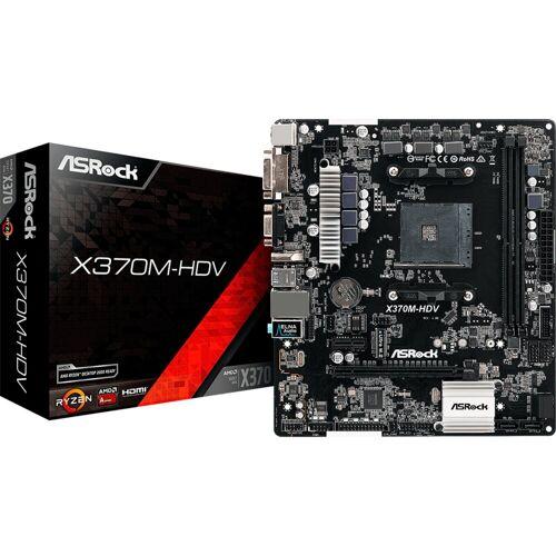 ASRock »X370M-HDV R4.0« Mainboard RGB Fusion