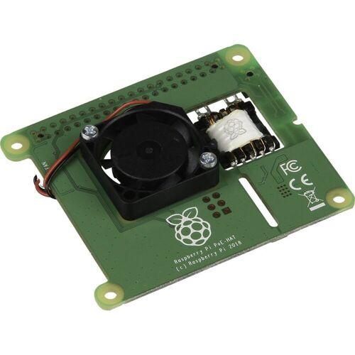 Raspberry Pi Foundation Zubehör »Pi Foundation PoE Hat für Pi 3B+«, Grün