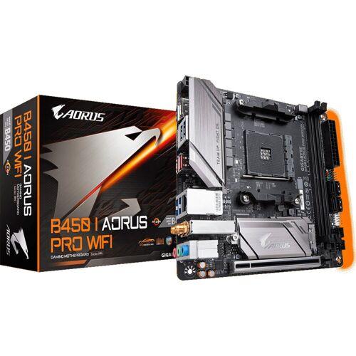 AORUS »B450 I PRO WIFI« Mainboard RGB Fusion