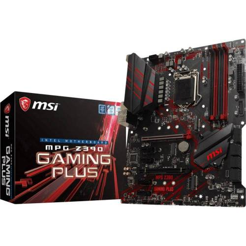 MSI »MPG Z390 GAMING PLUS« Mainboard