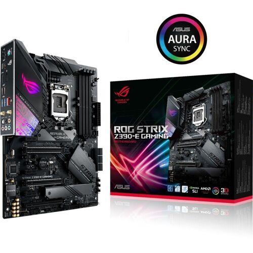 Asus »ROG STRIX Z390-E Gaming« Mainboard RGB