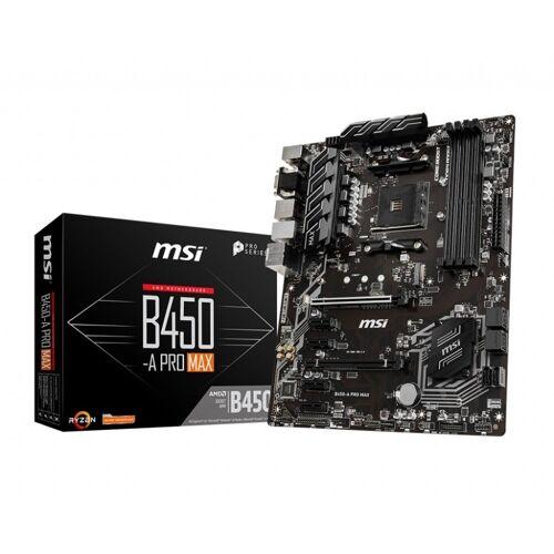 MSI »B450-A PRO MAX« Mainboard