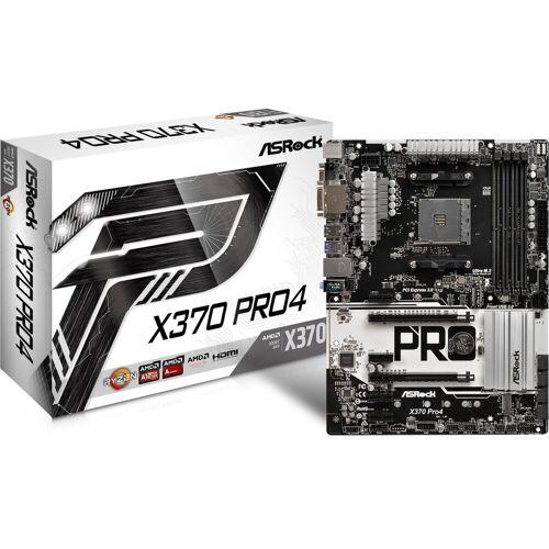 ASRock »X370 PRO4« Mainboard