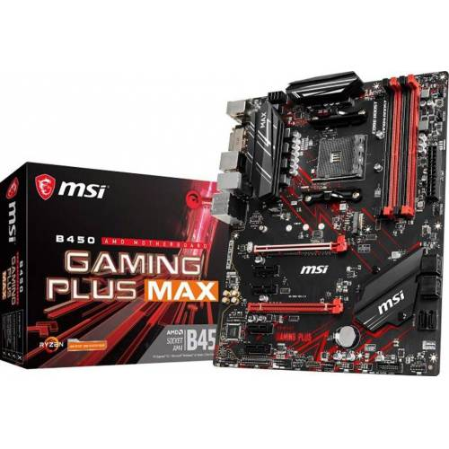 MSI »B450 GAMING PLUS MAX« Mainboard