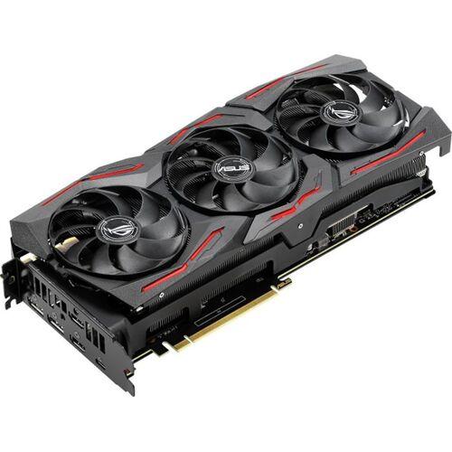 Asus »VGA GeForce® RTX 2070 SUPER 8GB Strix OC« Grafikkarte (8 GB, GDDR6, 650 W Netzteil benötigt)