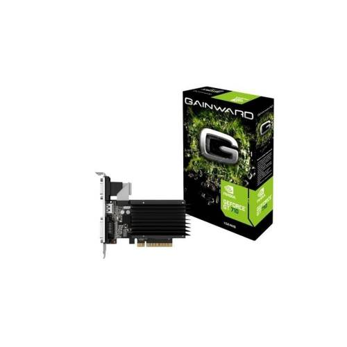Gainward VGA GeForce® GT 710 2GB HDMI DVI passiv Grafikkarte