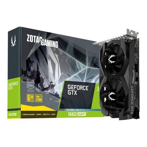 Zotac GTX 1660Super Twin Fan Grafikkarte (6 GB, GDDR6, VR-Ready)