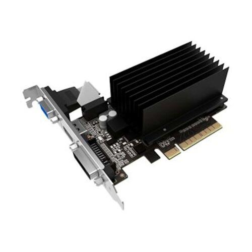 Palit VGA GeForce® GT 730 2GB GDDR3 passiv Grafikkarte (3 GB, GDDR3)