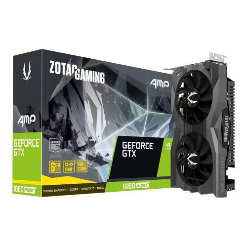 Zotac GTX 1660 Super AMP Grafikkarte (6 GB, GDDR6)