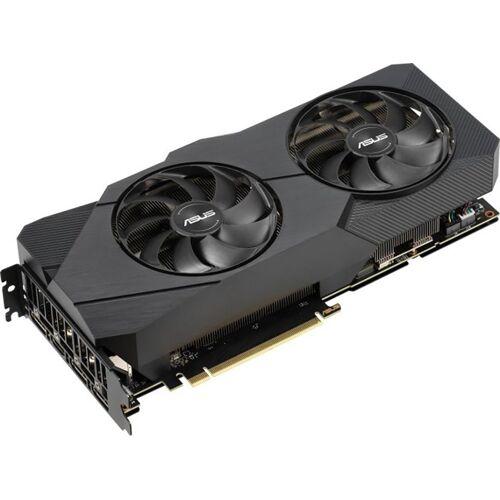 Asus »VGA GeForce® RTX 2080 SUPER 8GB Dual Evo« Grafikkarte (8 GB, GDDR6, 650 W Netzteil benötigt)