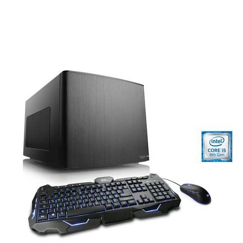 CSL Gaming Box T5360 Wasserkühlung PC (Intel Core i5, GTX 1050 Ti, 8 GB RAM, 1000 GB HDD, 240 GB SSD, Wasserkühlung)